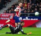 Elogios a Osasuna pese a su derrota contra el Atlético