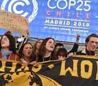 Las ONG rechazan en bloque el último borrador de las partes en la Cumbre del Clima