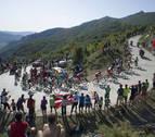 Urbasa y Aralar, en la etapa navarra de la Vuelta a España 2020