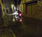 El Ebro pasa en Tudela sin grandes afecciones y se desactiva la alerta