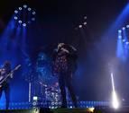 Marea llevan rock, poesía e invitados al Navarra Arena