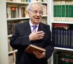 Proponen la candidatura de Del Burgo al Premio Príncipe de Viana