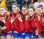 España, subcampeona del mundo, se queda a un milímetro de la gloria