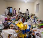 La Iglesia de San Lorenzo recoge juguetes para niños desfavorecidos