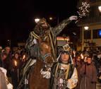 La cabalgata de  los Reyes Magos de Estella no pasará por Recoletas
