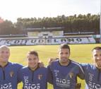 El bloque ribero del Tudelano, preparado para medirse al Albacete
