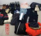 Detenido en Tudela acusado de robar ropa deportiva valorada en más de 650 euros