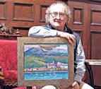 Pikabea celebra dos décadas exponiendo en el Nuevo Casino