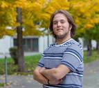 El pamplonés Oskar Fernández presidirá el Consejo de Estudiantes de la UPNA