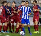 Haro Deportivo-Osasuna, en la segunda eliminatoria de Copa del Rey