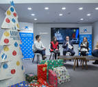 350 niños en Navarra recibirán regalo de Reyes gracias a clientes de CaixaBank