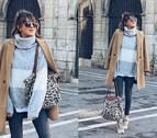 Look para el frío: Cómo combinar un abrigo camel