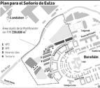 Reactivado el plan de vivienda del Señorío de Eulza en Barañáin