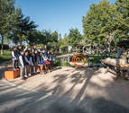Los concursantes de Masterchef Junior visitan Sendaviva