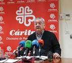 Cáritas mantiene el número de atenciones pero crecen los casos más graves