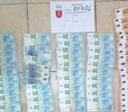 Dos detenidos por tráfico de drogas en un piso de Sarriguren