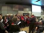 VÍDEO: Coro Divertimento presenta su propuesta de himno para el centenario de Osasuna