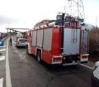 Una persona herida en un accidente entre un coche y un camión cisterna en la A-68