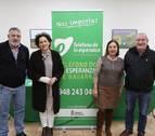 12.230 personas contactan con el Teléfono de la Esperanza de Navarra en 2019