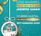 Comerciantes del Casco Antiguo darán miles de regalos con 'La Ruleta de la Suerte'
