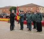 Grande-Marlaska jura bandera y elogia el incremento de mujeres en la Guardia Civil