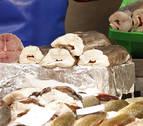 Los temporales ponen en un aprieto uno de los productos estrella de Navidad: el pescado