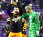 Vallejo rescata un punto para el Valencia en el descuento