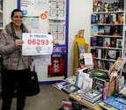 Un grupo de amigos se reparte cien mil euros en Pamplona de un 5º premio