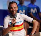 Valverde estará en el G.P.Induráin en 2020