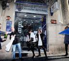 Alcoy reparte 60 millones del Gordo, una parte a exempleados de Telefónica