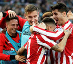 Correa devuelve la sonrisa al Atlético