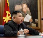 Kim Jong-un llama a