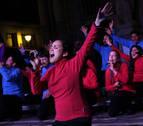 La Asociación Góspel de Navarra, el 25 de diciembre en la plaza del Ayuntamiento
