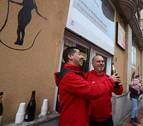 Escuela de judo reparte 80 millones del Gordo en un barrio humilde de Salamanca