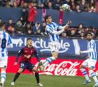 El partido Real Sociedad-Osasuna de Copa se jugará el jueves 30 a las 21 horas