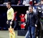 Enfado en Osasuna con el VAR por tercera semana consecutiva