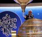 En directo: El tercer premio deja cinco millones de euros en la calle Aldapa, en Pamplona