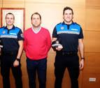 Cascante cuenta con dos nuevos policías municipales