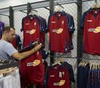Descontento en Osasuna con Hummel por la escasez de camisetas