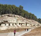 Lerín descubrirá sus cuevas con rutas y paseos interpretativos