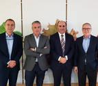 La empresa con sede en Milagro Florette emplea en Navarra a 800 personas