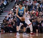 Los Raptors firman una remontada increíble ante los Mavericks