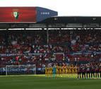 Osasuna, el equipo que menos paga de Primera División
