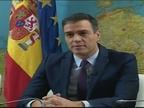 Sánchez felicita la Navidad a los militares en el exterior: