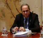 Torra convoca una reunión de urgencia del Govern y reaccionará a la JEC