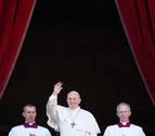 El papa pide esperanza ante las protestas en Latinoamérica y ánimo para Venezuela