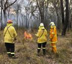 Australia, en alerta roja por los incendios y una nueva ola de calor