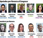 El patrimonio de diputados y senadores por Navarra, al descubierto