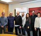 Cooperantes internacionales de Cruz Roja Navarra relatan sus experiencias