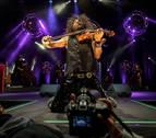 El Navarra Arena vibra con el genio virtuoso del violinista Ara Malikian